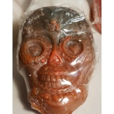 Spooky Skull 4oz Molded Bath Bar