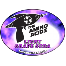 Amino Acids - Light Grape Soda